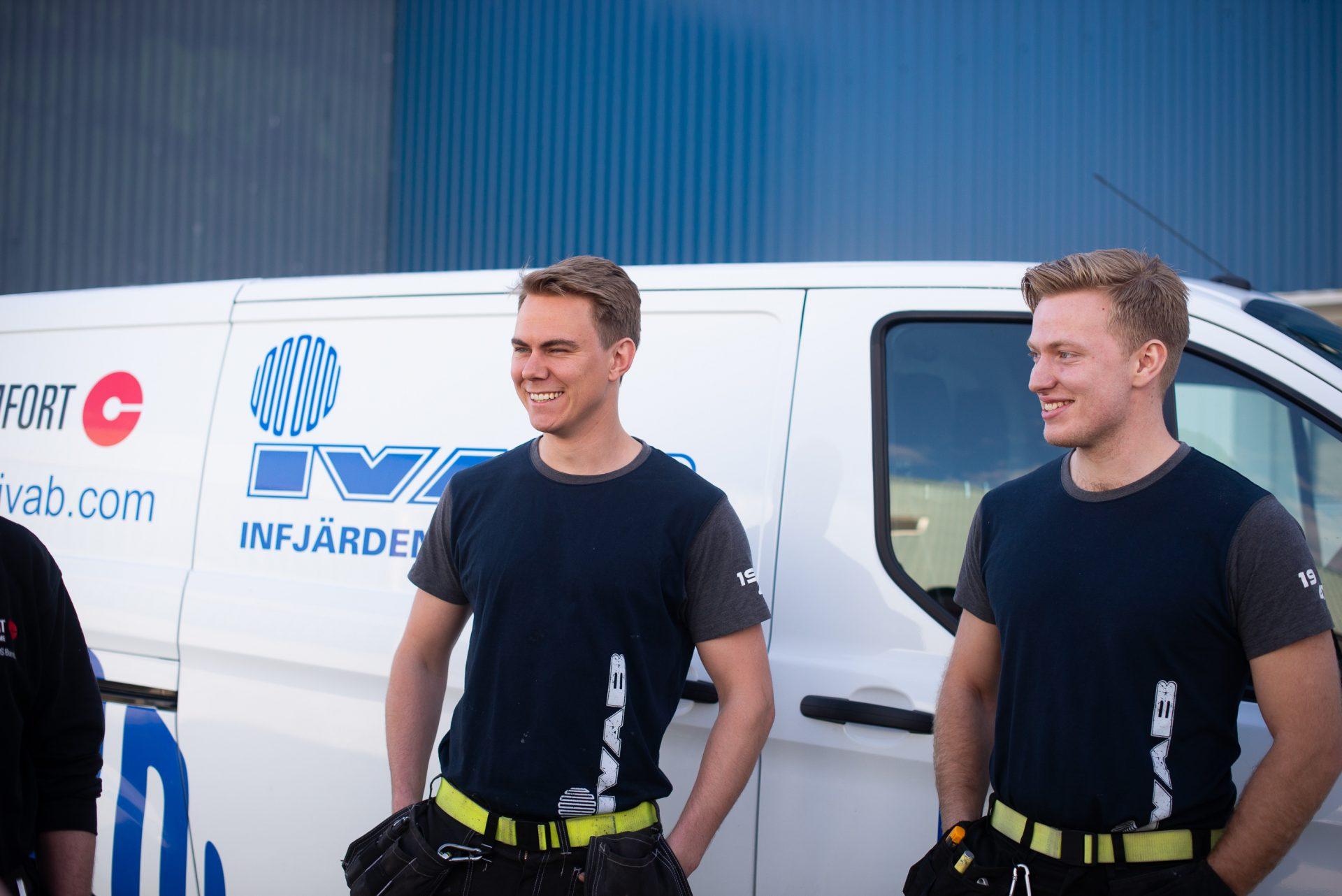 VVS-montörer & kyltekniker, Holmsund