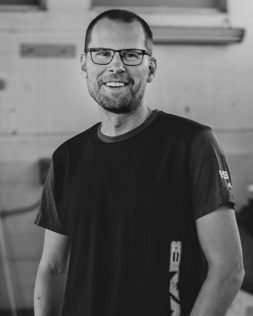 Nils Westerberg Arbetsmiljösamordnare IVAB Piteå