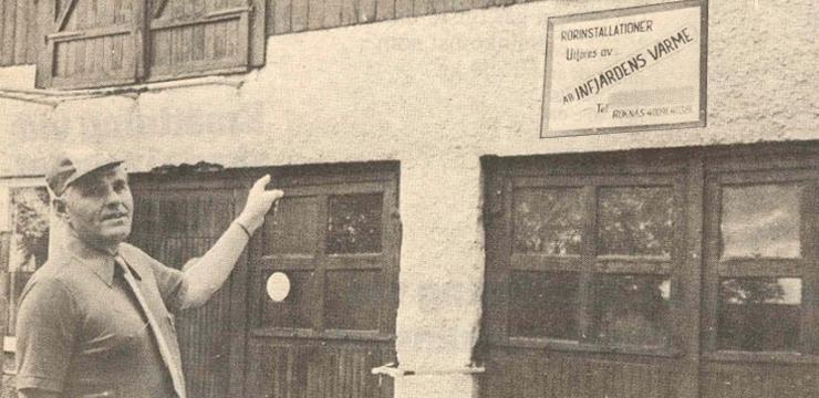 ivabs-historia-arkivbild