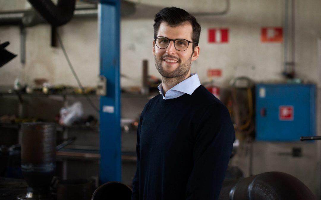 IVAB välkomnar ny platschef i Holmsund