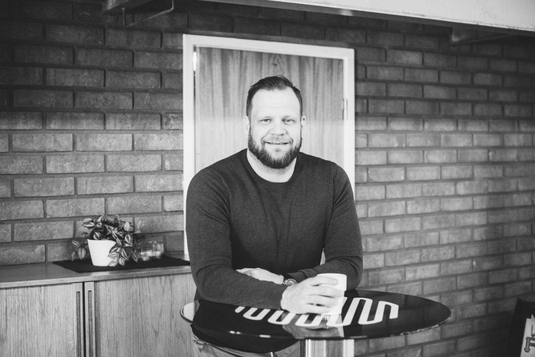 IVAB välkomnar ny filialchef i Hallsberg