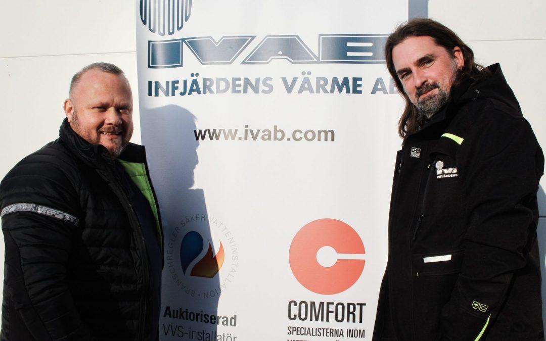 IVAB etablerar servicekontor i Kristianstad