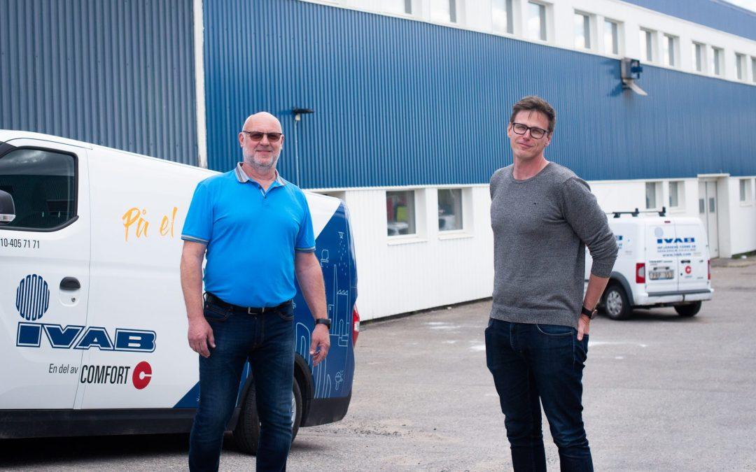 Nu öppnar vi filial i Skellefteå